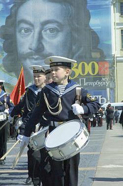 За руснаците патриотизмът е аксиома