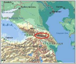 Наши родственици в Кавказ се борят за независимост