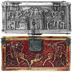 2. Легендата за ослепените Самуилови воини