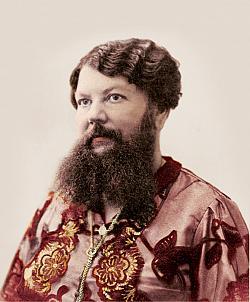 За брадата жена българската преса пише преди 100 години