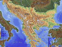 Полумесецът и Балканите