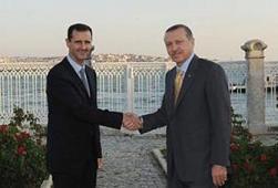 Турската стратегия в сирийската криза