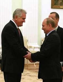 Западът изпусна Сърбия в полза на Русия