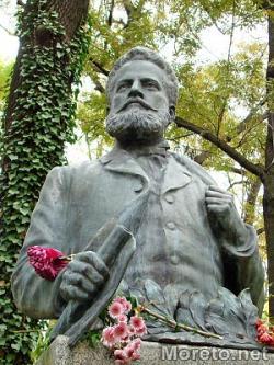 Българите в Одеса откриха паметник на Христо Ботев